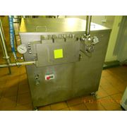 Гомогенизатор Alfa Laval SHL-25 10 000л в час фото