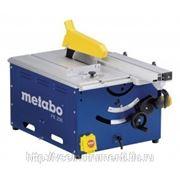 Кругопильный станок metabo pk 200 wnb 0102001001 фото