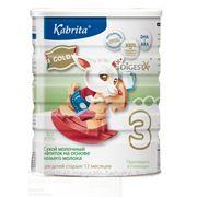 Kabrita3 800г Сухой молочный напиток для малышей старше 12 месяцев. фото