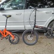 Cкладные велосипеды фото