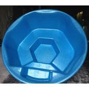 чаша стеклопластиковая фото