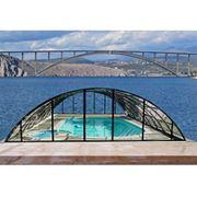 Павильоны для бассейнов «Экономик» фото