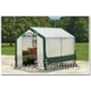 Каркасная Теплица ShelterLogic (США) 3 х 6,1 х 2,4 м тент cветорассеивающий фото