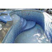 Мозаичный бассейн фото