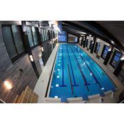 Проектирование и строительство бетонных бассейнов фото