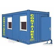 Продажа контейнеров с завода КОНТЕЙНЕКС в России фото