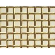 Сетка тканая нержавеющая 12Х18Н10Т ГОСТ 3826-82 5,0х1,2 мм ГОСТ 3826-82 фото