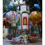 Аттракцион Воздушные шары фото