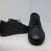 Туфли 2153 Стильные туфли спортивного типа из мягкой, эластичной натуральной кожи. фото