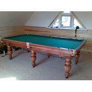 Бильярдный стол Классик Люкс фото