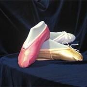 Мягкая балетная обувь фото