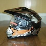 Шлем S2-818 кросс эндуро фото