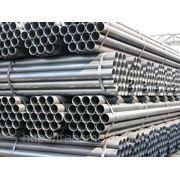 Труба водогазопроводная O 15х2,5-2,8 мм фото