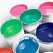 Флексографские краски спиртовые цвета CYAN фото