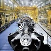 Ремонт газовых турбин для газотурбинных агрегатов фото