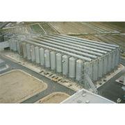 Зернохранилища (силос) фото