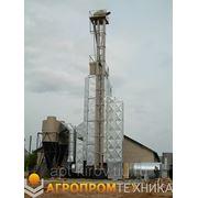 Шахтные модульные зерносушилки производительностью от 5 до 80 т/ч фото
