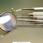 Инструменты стоматологические фото