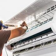 Услуга обслуживание и ремонт кондиционеров фото