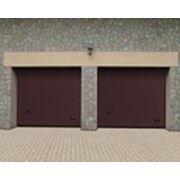 Ворота гаражные стандартных размеров фото