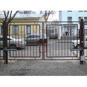 Ворота № 2 фото