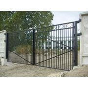 Ворота № 5 фото