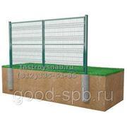 Ворота из сварной сетки GITTER-1500 фото