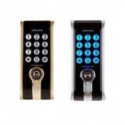 Замок электронный с доступом по электронному ключу или кодовой клавиатуре LL65AP-2 (UniLock) фото