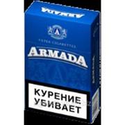 Сигареты с фильтром Armada blue (7мг смол 0,5мг ник.) фото