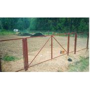 Ворота № 9 фото