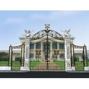 Ворота 3 фото