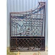 Ворота №4 фото