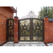 Ворота 6 фото