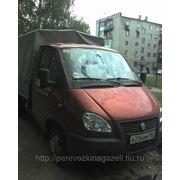 Транспортные услуги на Газель-тент, кузов 4.15м. фото