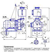 Компрессор водокольцевой ВК-1.5М1 фото