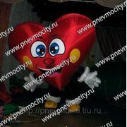 Надувное сердце фото
