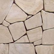 Песчаник природный фото