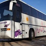 Автобусные пассажирские перевозки.Заказ автобуса.Аренда автобуса. фото