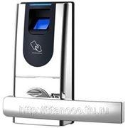 L100 II Автономная дверная ручка со сканером отпечатков пальцев фото