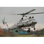 Вертолет кран МИ-10К фото