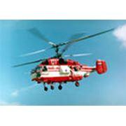 Вертолеты медицинские и спасательные фото