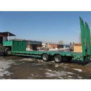 Трала перевозка негабаритных и тяжеловесных грузов фото