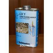Полиуретановый лак lv 1 solmaster стройматериал наливные полы на ул.бор