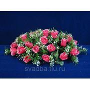 """Панно """"Торпеда-Розы"""" ярко роз. фото"""