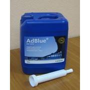 Жидкость AdBlue - реагент для двигателей ЕВРО-4 ЕВРО-5 фото