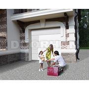Гаражные ворота RSD01S-9/17 Б размер 3000x2500 фото