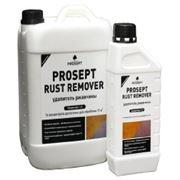 Удалитель ржавчины PROSEPT RUST REMOVER - концентрат 1:2 1 литр фото