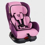 """Кресло детское SIGER """"НАУТИЛУС"""" груп. 0+1 (фиолетовый) фото"""