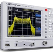 Анализатор спектра HMS-Х, 100 КГц до 1,6 ГГЦ / 3 ГГц HAMEG фото