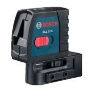 Нивелир лазерный Bosch GLL 2-15 фото